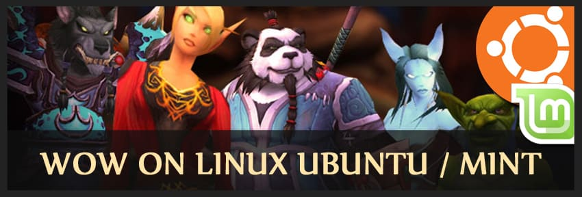 How To Install World of Warcraft in Ubuntu or Linux Mint