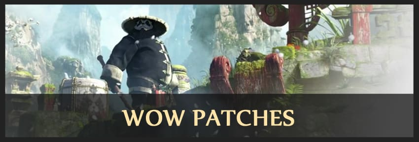 WoW Patch